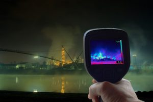 best thermal imaging camera for water leaks