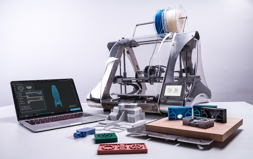 The Different Sorts of 3d Printing